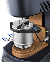Rheometer Accessory enables complete MR fluid characterization.
