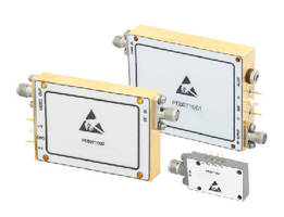 Threshold Detectors cover frequencies from 2-40 GHz.