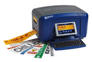 Multicolor Sign and Label Printers improve workplace visuals.