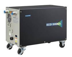 Dry Vacuum Pump Accessory reduces power consumption.