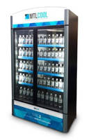 Refrigerated Display reduces energy by using HCR188C/R441A.