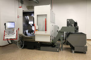HEIDENHAIN Opens New 5-Axis Machining Lab