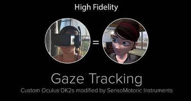 High Fidelity Uses SMI HMD Eye Tracking to Create Life-like VR Avatars