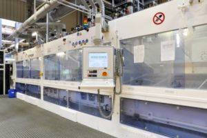 Data Collection System helps prevent machine failures.
