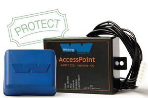 Forklift Safety Compliance Upgraded by Whiting Passport Safety Technology Governing High Value Mobile and Fixed Plant