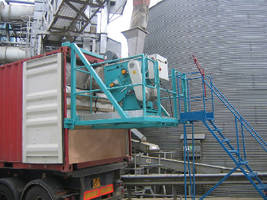 Container Loader handles granular products at 8,475 ft³/hr.