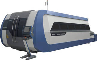 Murata Machinery's Fabrication Division Demonstrates Reliability by Design at FabTech 2015