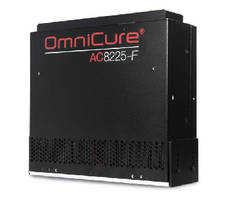 UV LED Curing System cures fiber optic coatings.