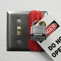 Circuit Breaker Lockouts keep employees safe.