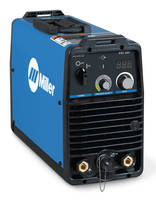 Stick and TIG Welder increases accuracy with digital meter.