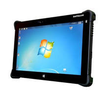 Rugged 11.6 in. Tablet empowers public safety first responders.