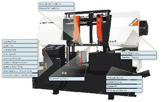 Machine Monitoring System assesses blade life.