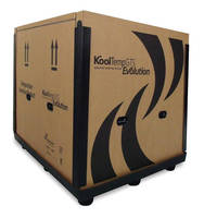 Pallet Shipping System offers 5+ days of temperature protection.
