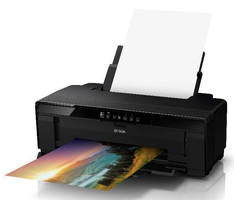 Desktop Photo Printer produces exhibition-quality prints.