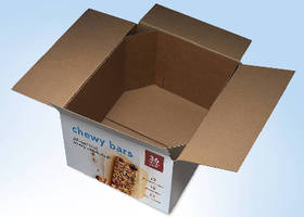 Paper-Based Carton offers printable alternative to corrugated.