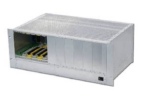 Modular 4U Chassis supports OpenVPX applications.