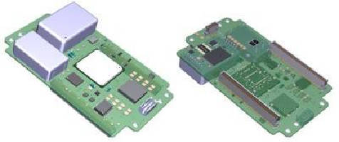 Ethernet Switch/Power Board features military-grade design.