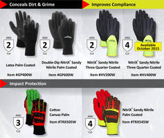 Cut-Resistant Winter Gloves keeps hands safe and warm.