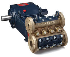 Seal-Free Multi-Diaphragm Pump delivers zero-leakage operation.