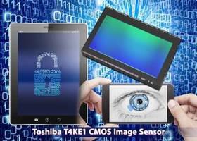 CMOS Image Sensor features iris recognition technology.