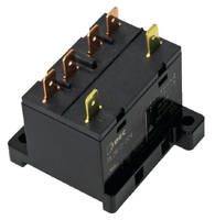 High Current Electromagnetic Relays can switch up to 30 A.