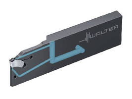 Grooving Tools feature reinforced blades. .
