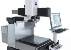 Coordinate Measuring Machine operates from 15-40°C.