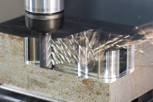 Multi-Flute End Mills support high-speed and peel milling.
