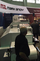Mark Andy Exhibits Broadest Range of Presses at Labelexpo Europe