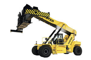 Hyster to Feature Popular ReachStacker at TOC Americas in Panama