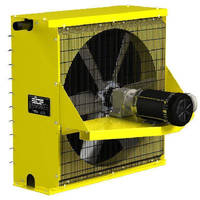 Heat-Exchanger Unit Heaters suit rugged applications.