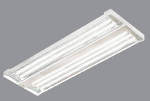 LED High Bays offer CRI of 84 for uniform color rendering.