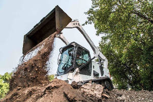 Compact Track Loader features non-DPF diesel engine.