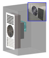 Internally Mounted Thermoelectric A/Cs keep enclosures cool.