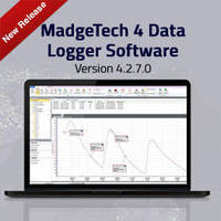 New MadgeTech Data Logger Software Packed with Features