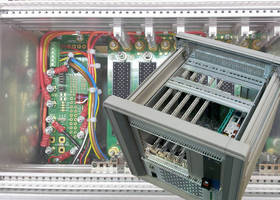 VPX User-definable Power and Ground Development System for Open VPX Military Applications