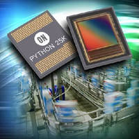 Image Sensors come in high-resolution options.