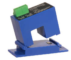 DC Current Transducer offers ambient temperature compensation.