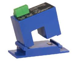 DC Current Transducer offers ambient temperature compensation.