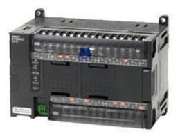 Omron's CP1L-E with Embedded Ethernet Delivers Streamlined Connectivity and Large-Scale Features in a Compact PLC