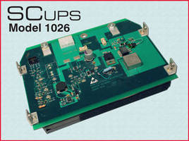 SCUPS Uninterruptable Power Supply Ideal for Remote Locations with Intermittent Grid Power