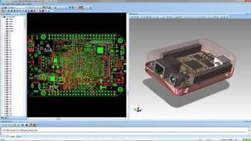 3d design software streamlines pcb development rh news thomasnet com 3d schematic drawing software 3d circuit software