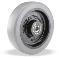 Polyurethane Wheels handle loads from 1,600-8,000 lb.