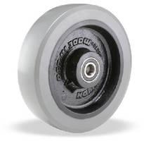 Polyurethane Wheels handle loads from 1,600-8,000 lb.