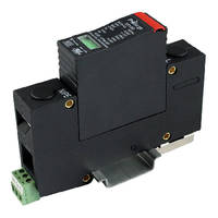 Surge Protection Devices feature DIN rail mount design.