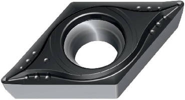 Silver PVD Inserts support ISO-M and ISO-S machining.