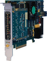 FPGA Mezzanine Cards are available for 3U VPX, PCI form factors.