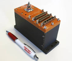 Data Acquisition Unit supports flight test applications.