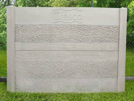 Precast Concrete Fences offer multiple customization options.