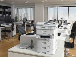 Letter/Legal-Size Workgroup Printers offer speeds to 24 ISO ppm.